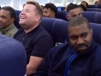 Watch: Kanye West Airpool Karaoke.