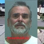 Man Slaps 2 Kids for riding noisy mini motorcycles, then Shoots at their father.