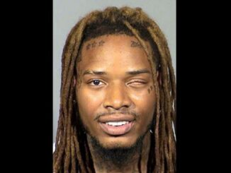 Video Shows Fetty Wap Punching Security, He's Charged With Battery.