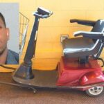 Man stole electric cart from Walmart and drove it to a bar to avoid getting a DWI.