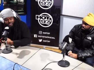 Battle Rapper ARSONAL DA REBEL Spits A Freestyle On Funk flex
