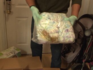 How? New Jersey Family Received Used Diapers from Amazon.