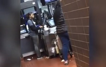 Teenage McDonald's worker assaulted over bacon taking too long.