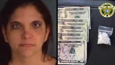 1st Grade Teacher Arrested For Trying To Buy 'Eight Ball' Of Meth At School.