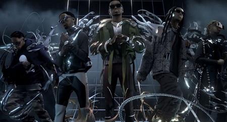 Migos, Young Thug, Travis Scott