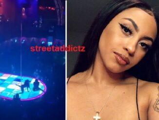 Stripper Who Fell 15 Feet Off Pole Has A GofundMe page.