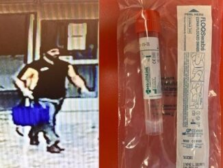 Arizona police are searching for a man who disguised himself as a delivery driver and stole 29 coronavirus testing kits.