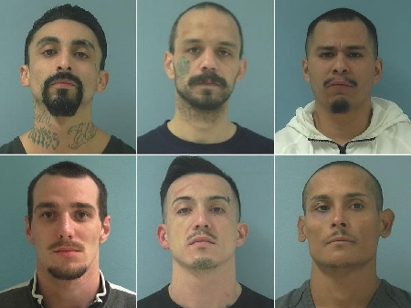 Police told residents to stay indoors after 14 inmates escaped from the Yakima County Jail in Washington state.