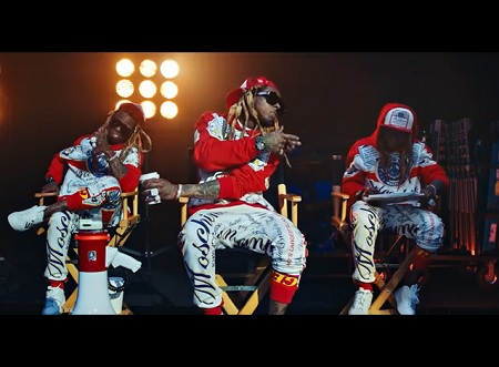 Lil Wayne - Mama Mia (Official Video).