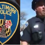Baltimore Cop Under Investigation For Coughing In Housing Complex.
