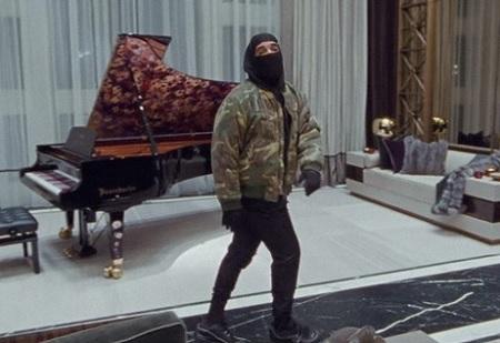 "Drake ""Toosie Slide"" (Official Music Video)."