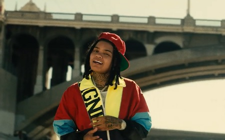 """Young M.A """"Foreign"""