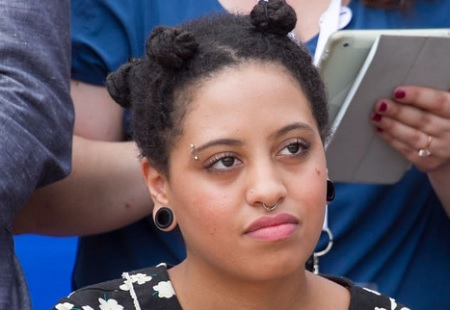 NYC Mayor's Daughter Arrested During A Protest On Saturday Night.