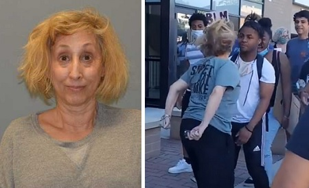 Milwaukee Woman Arrested For Spitting On Black Protester!