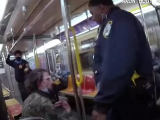 NYPD Cop Punch