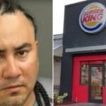 Florida Man Kills Burger King worker Because order took too long.