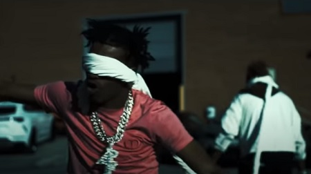 """Gunna - Ft. Lil Baby """"BlindFold"""" (Official Video)."""
