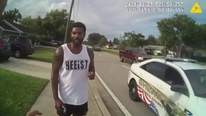 Man falsely detained while jogging was later offered a job with the sheriff's department