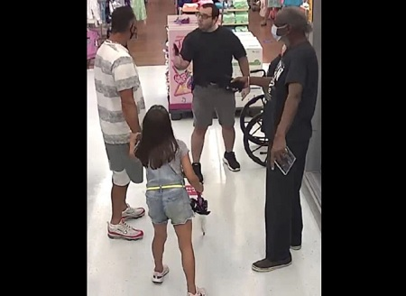 Walmart During Dispute
