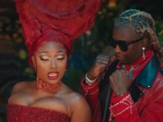 "Megan Thee Stallion - Ft. Young Thug ""Don't Stop"" (Official Music Video)."