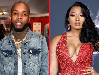 Tory Lanez was ordered to stay 100 Yards Away From Megan Thee Stallion.