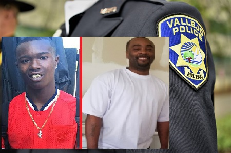 Vellejo Officer Who Was Involved In Two Fatal Shootings Fired.
