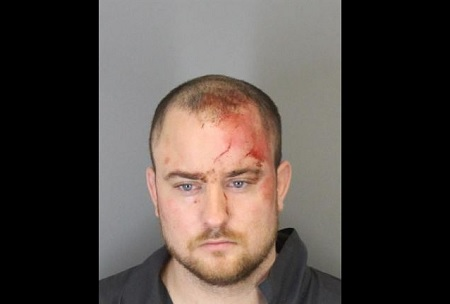 28-year-old Christopher McKinney of Madison Heights was arrested for stabbing his mother and stepfather after they asked him to turn off a video he was watching so they could go to bed.