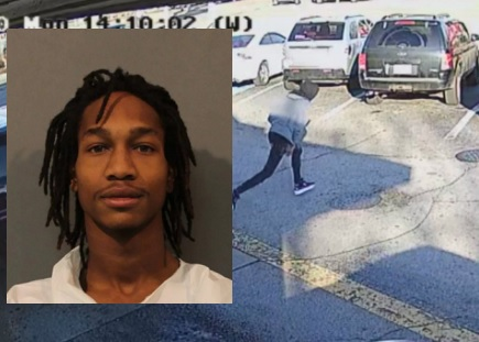 Murder Suspect Escapes When Transport Van Stopped At A McDonald's Drive-Thru!