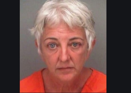 Teacher arrested for spraying her students with disinfectant for not wearing face masks