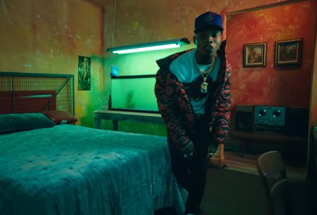 """Tory Lanez - Ft. Chris Brown """"Feels"""" (Official Music Video)."""