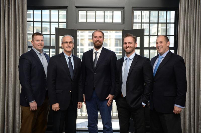 Blackbird Leadership Team