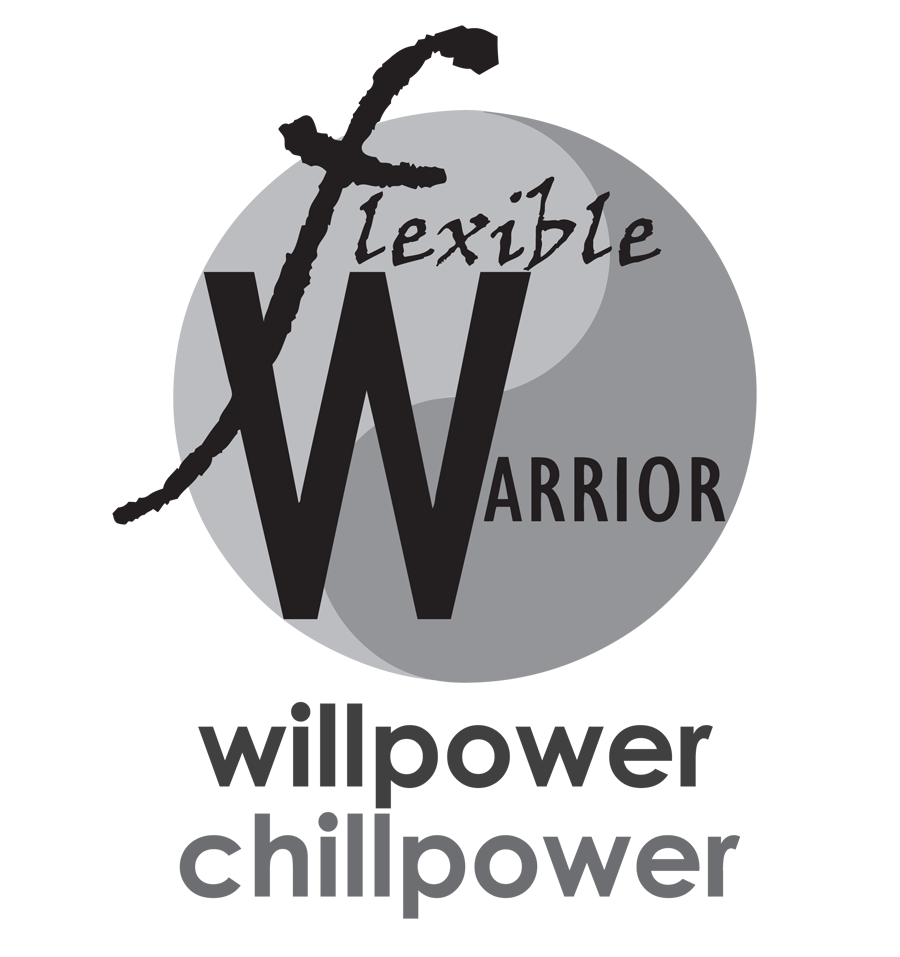 Flexible Warrior Willpower Chillpower logo