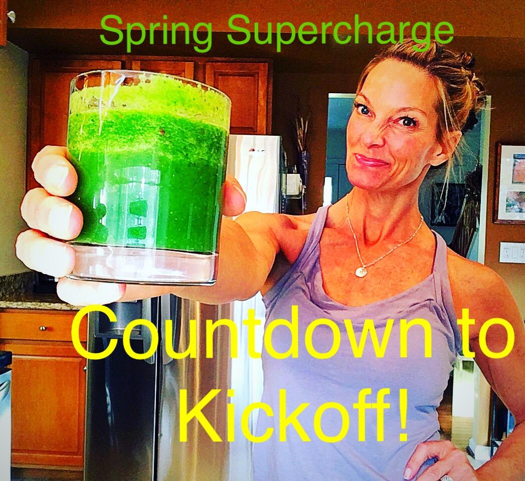 Spring, Sleep & Superfood Challenges