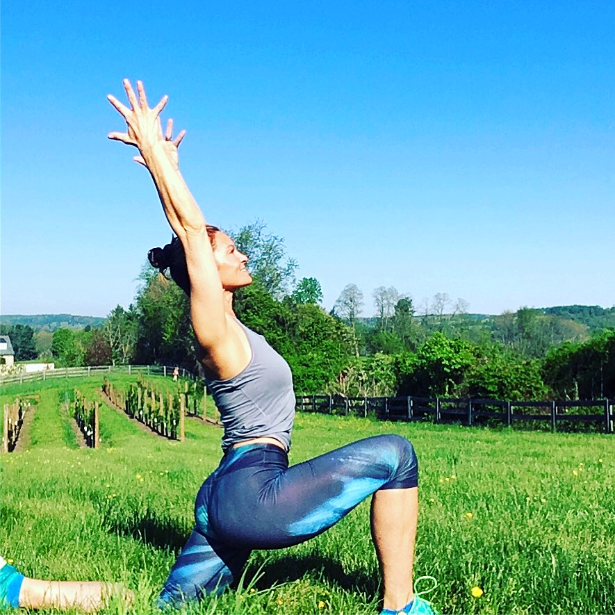 Yoga, Superfoods & Smoothies for Runners