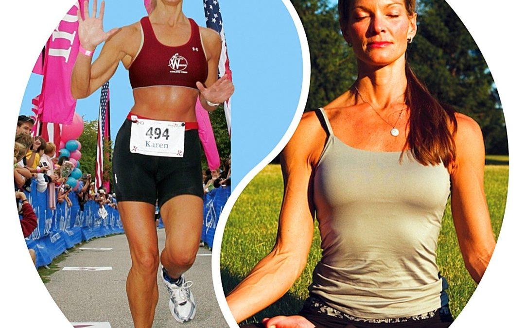10 Yoga-Inspired Tips for Pre Race Calm