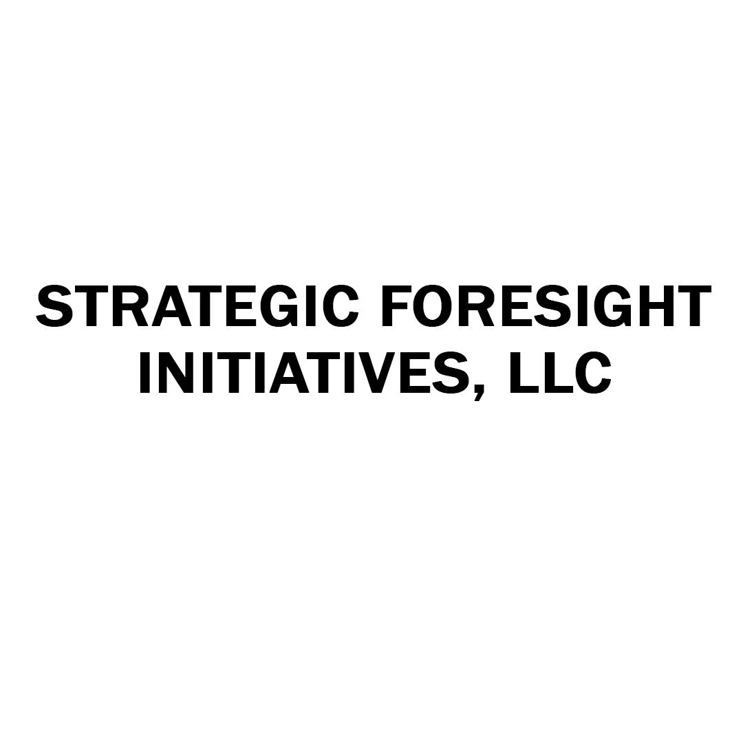 Strategic Foresight Initiatives