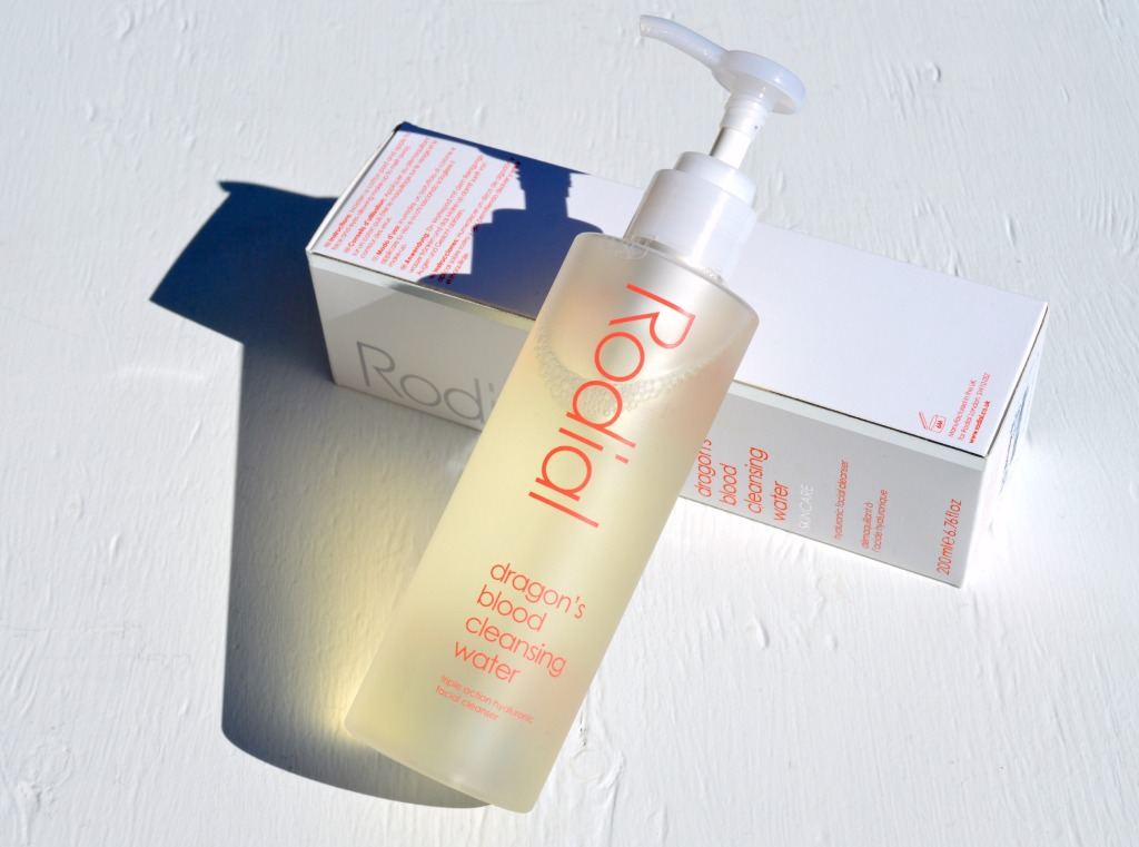 rodial review dragons blood cleansing water inhautepursuit