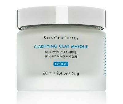 skinceuticals clarifying clay masque inhautepursuit summer beauty edit