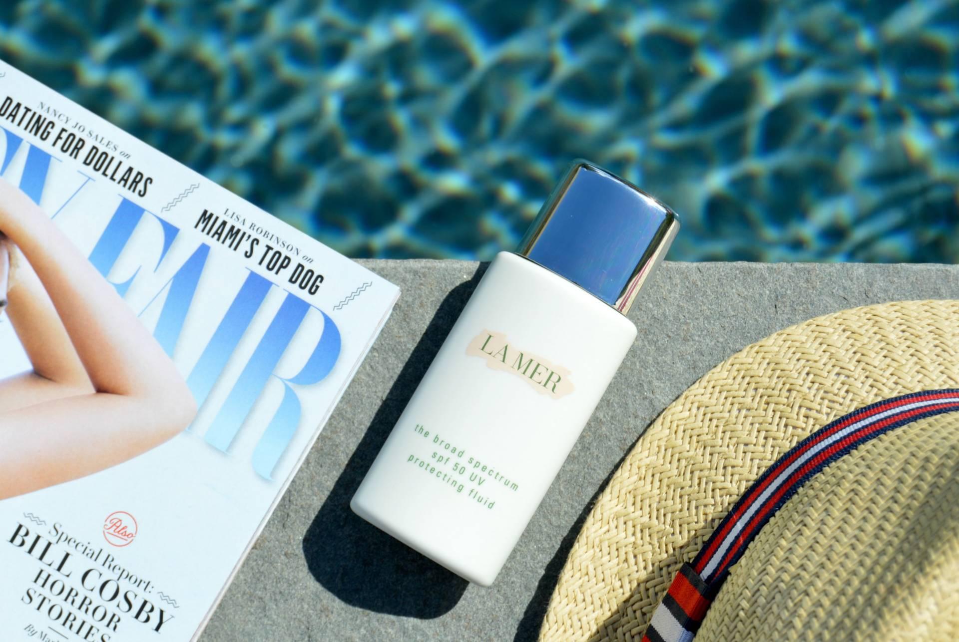 la mer uv spf 50 fluid inhautepursuit edit best of face sunscreens