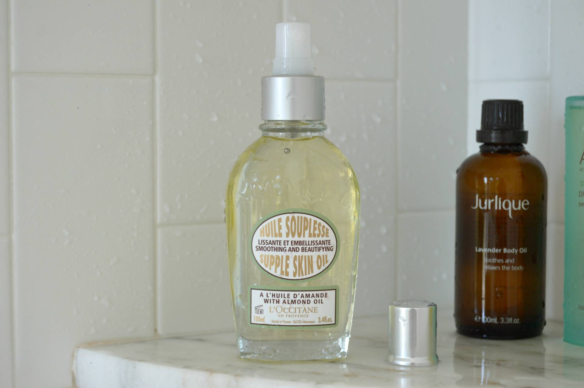 body oil loccitane review supple skin almond inhautepursuit