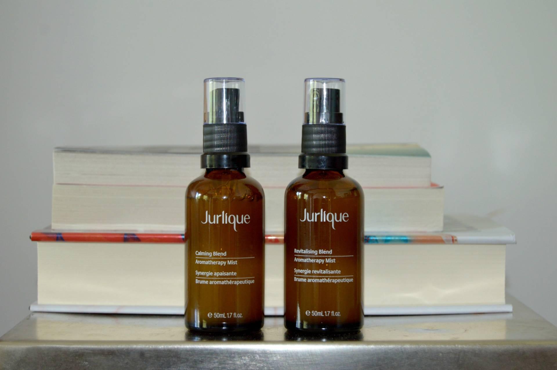 jurlique new aromatherapy blend mists calming revitalising review inhautepursuit