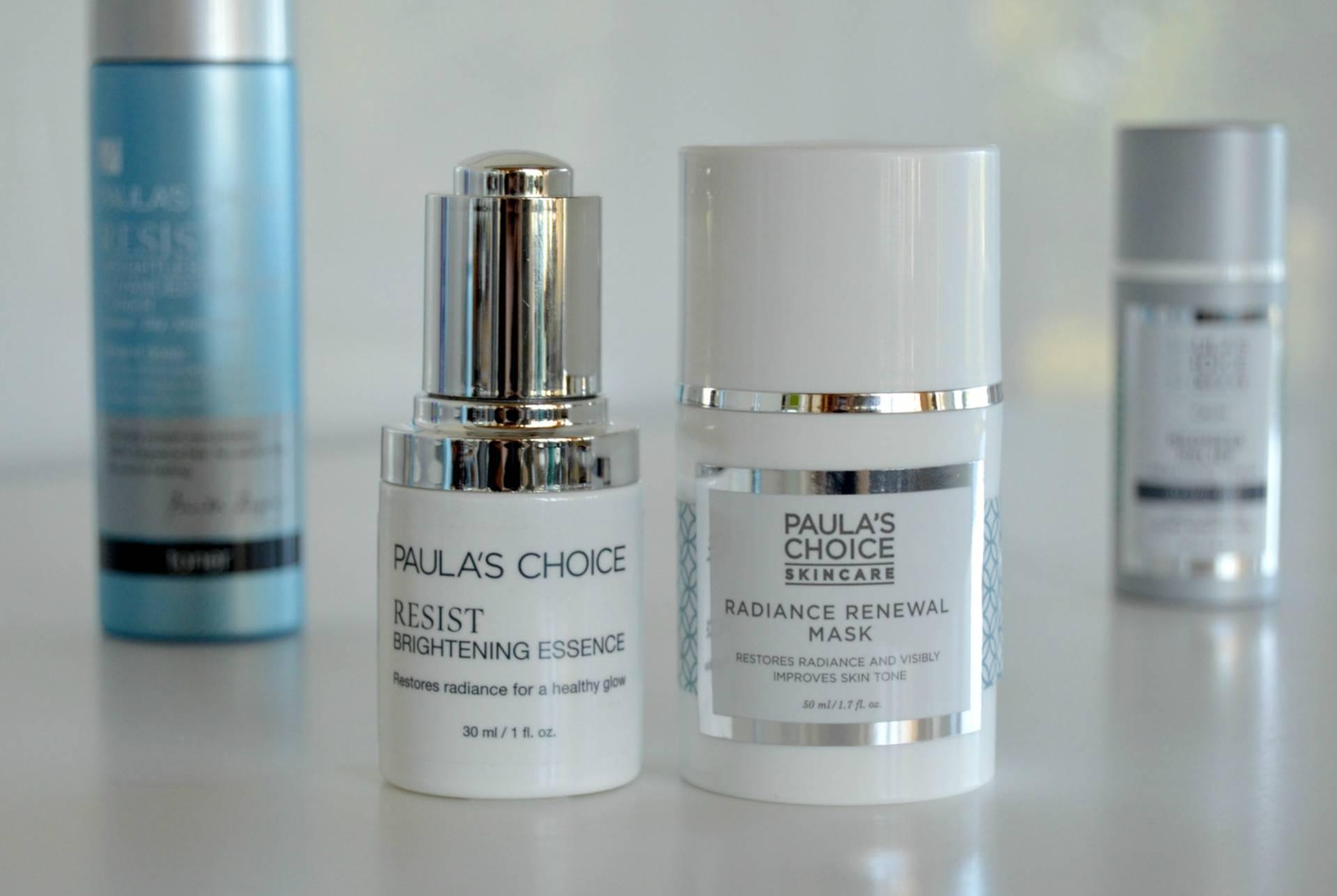 paulas choice radiance renewal mask brightening essence new review inhautepursuit