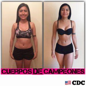 Cuerpos de Campeones Transformación