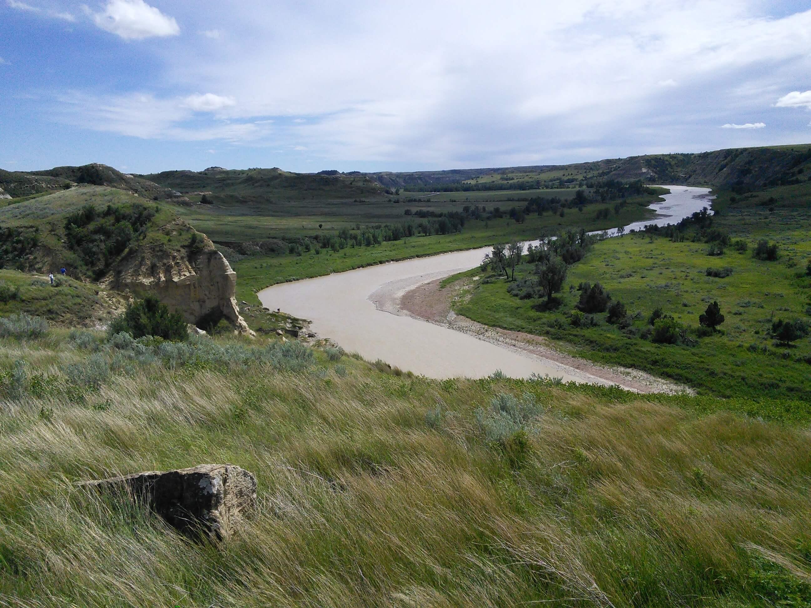 Theodore Roosevelt National Park, Medora, North Dakota