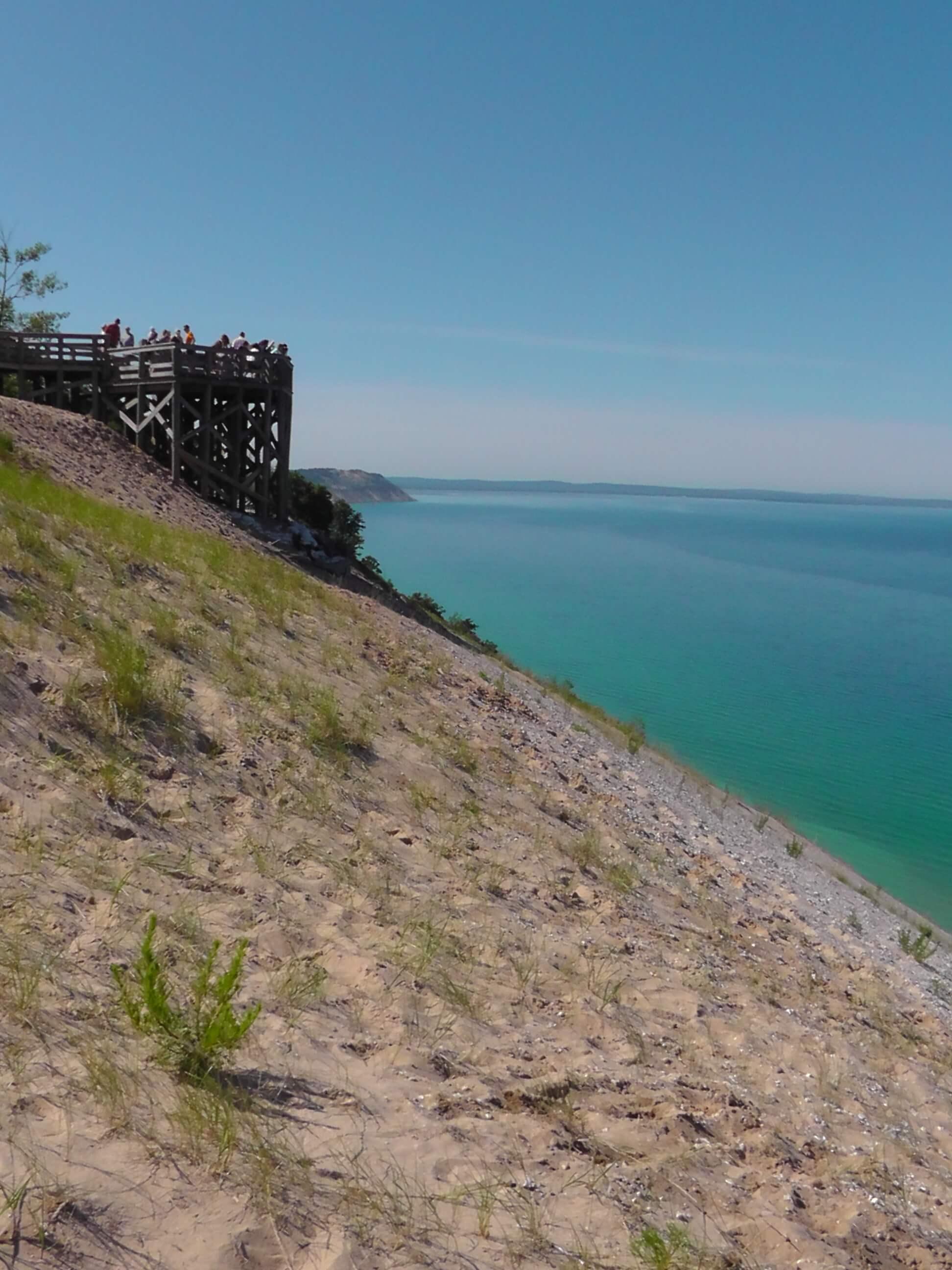 Sleeping Bear Dunes National Lakeshore, Lake Michigan