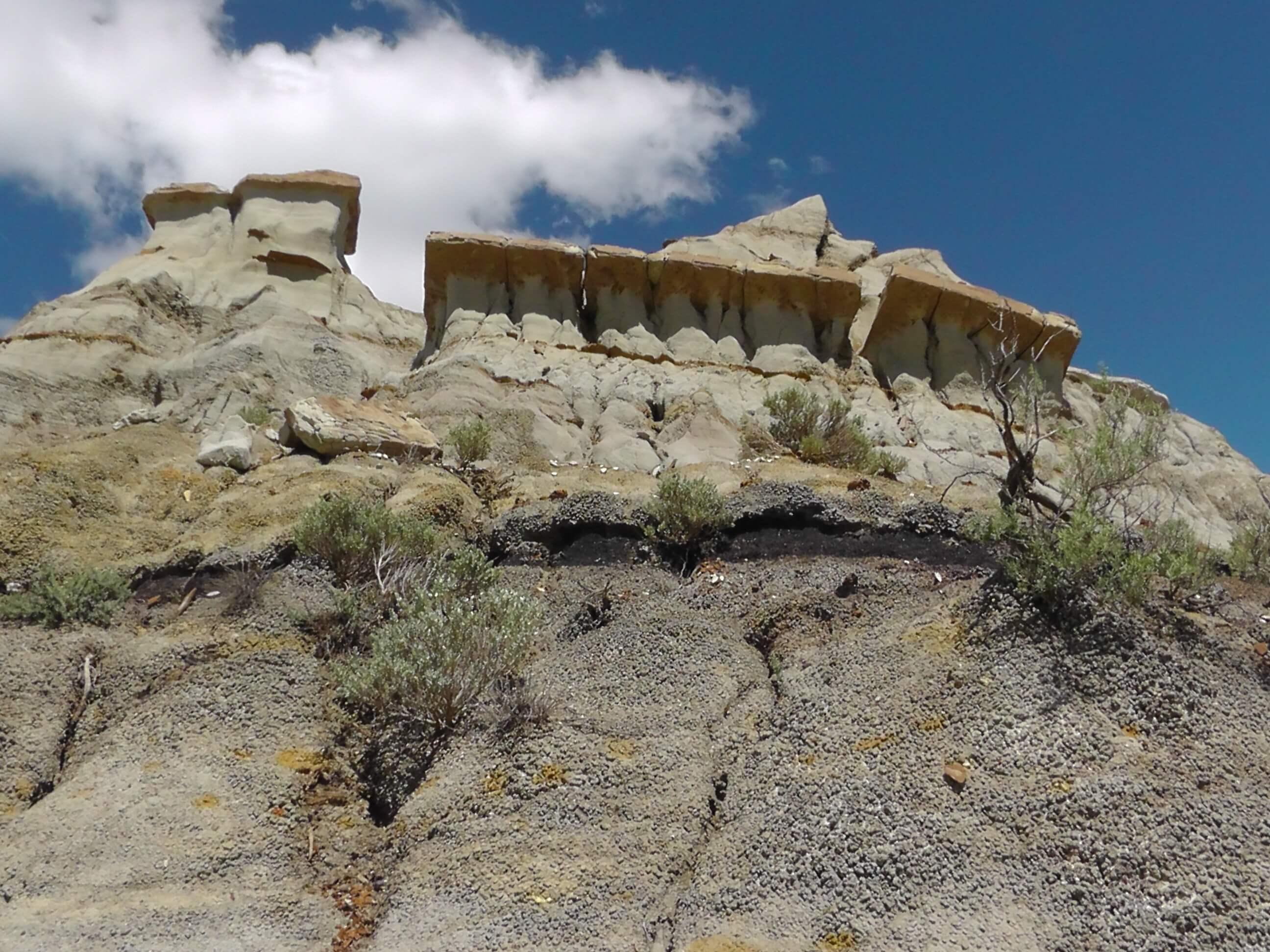 Hoodoos, Theodore Roosevelt National Park, Medora, North Dakota