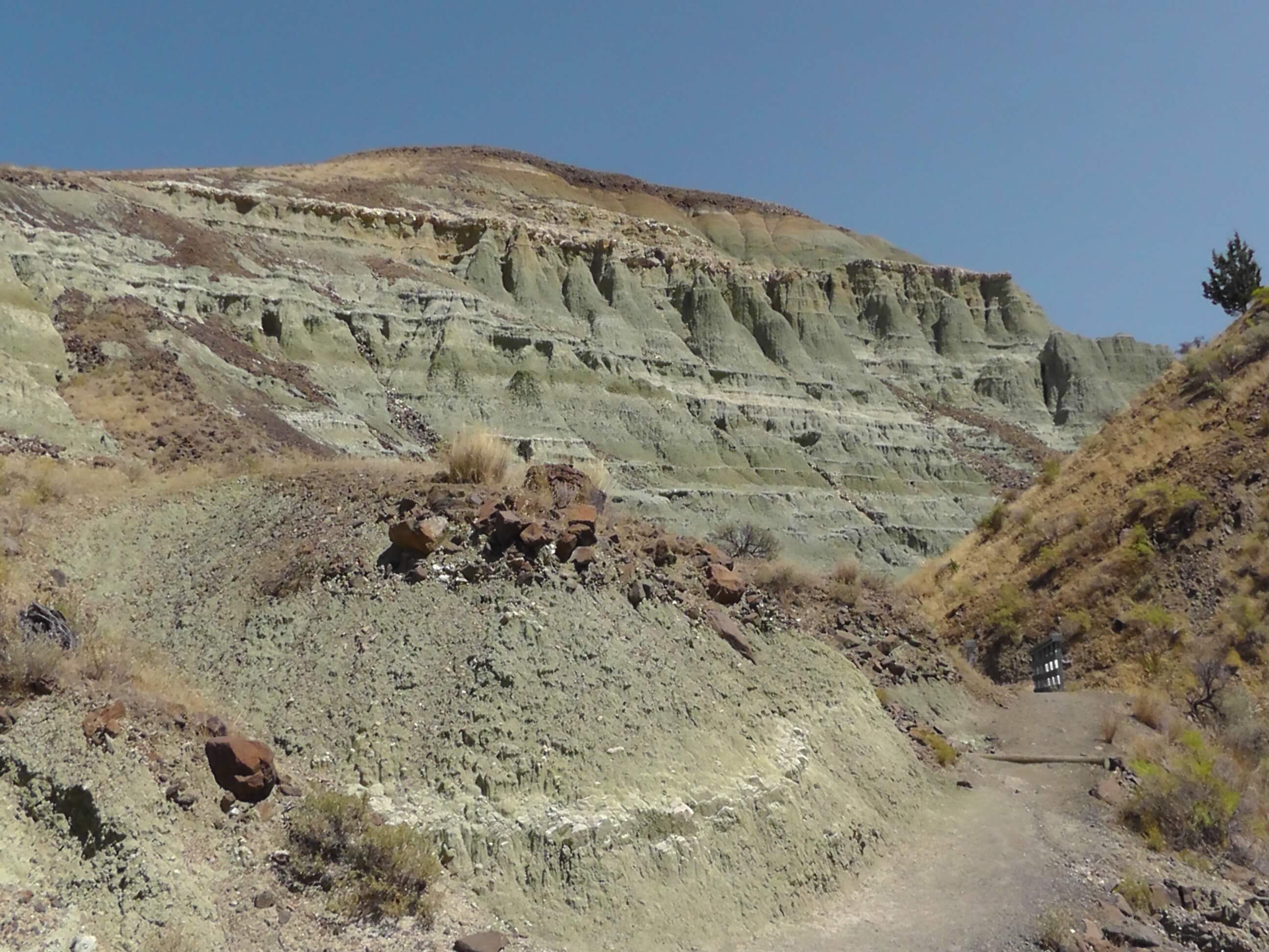 Blue Basin, John Day Fossil Beds National Monument, Oregon