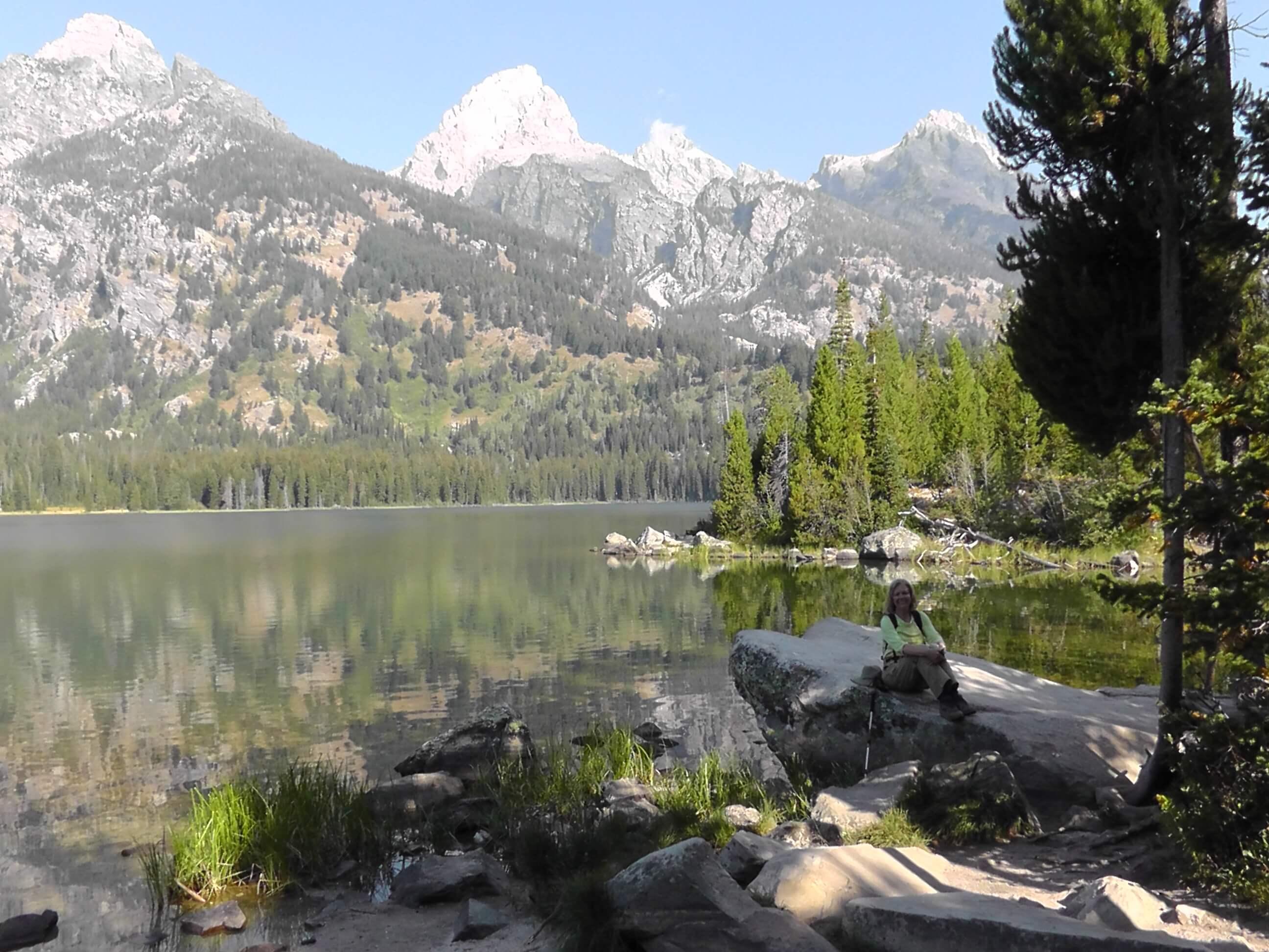 Taggart Lake, Grand Teton National Park