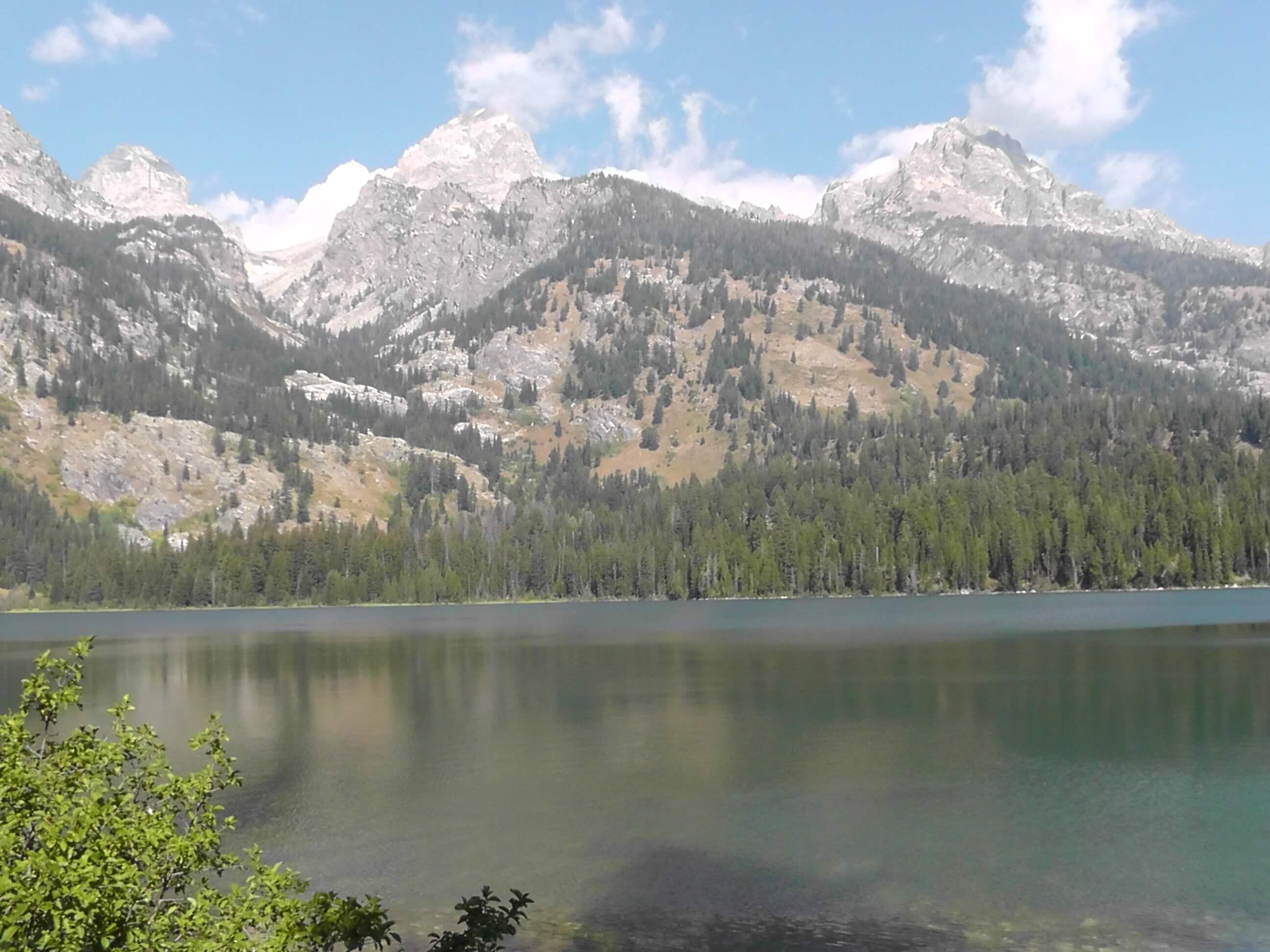 Bradley Lake, Grand Teton National Park