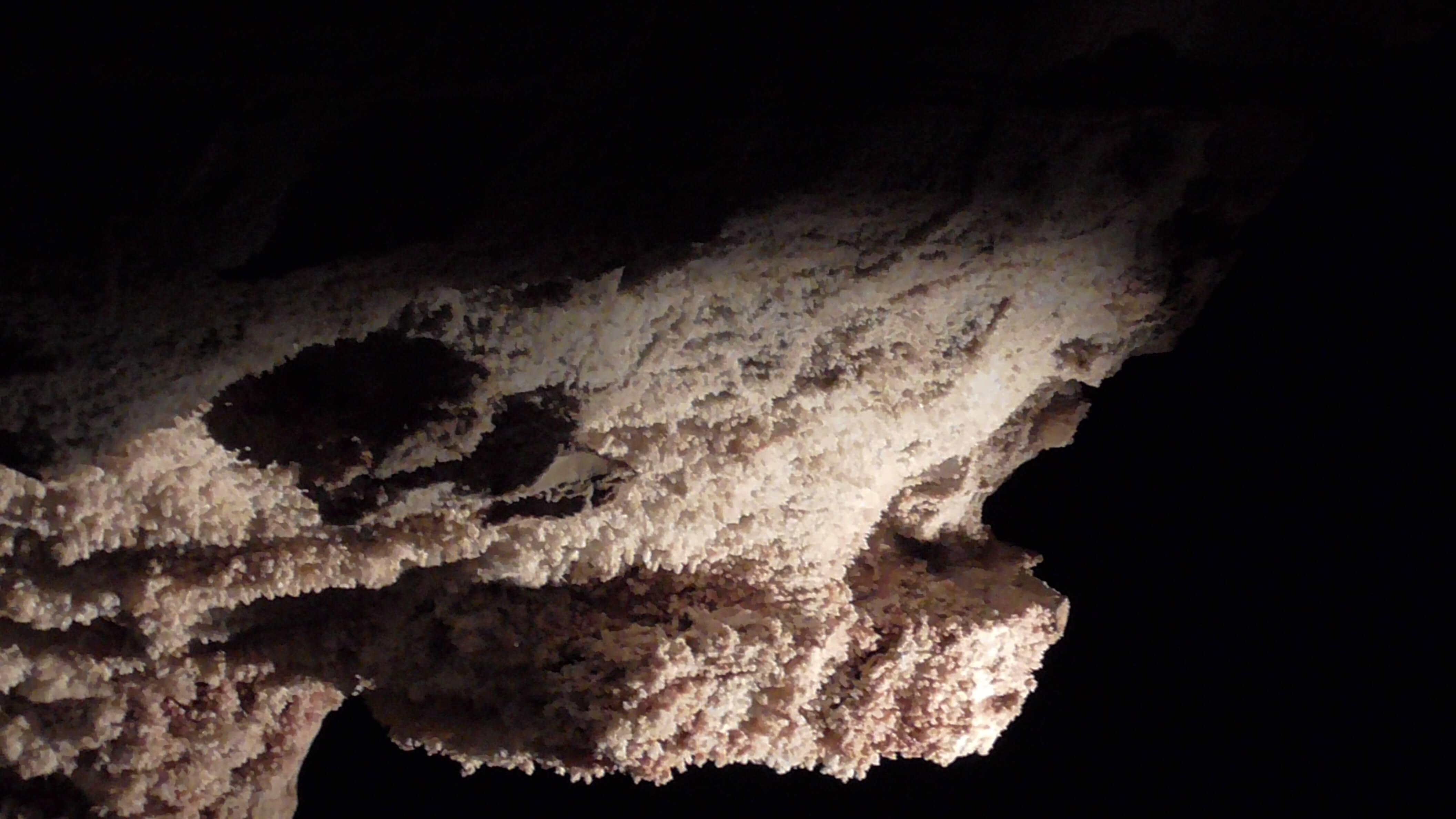Popcorn in Wind Cave